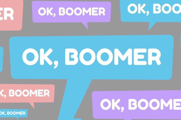 OK boomer, what's all the fuss about?