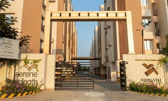 appartment-Serene Adinath